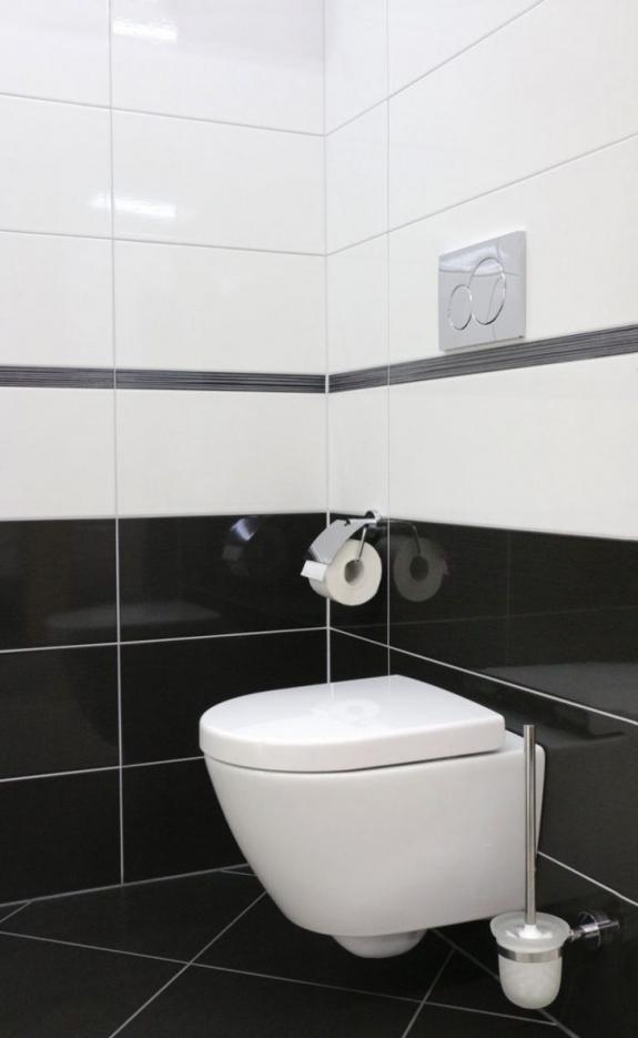 Bad Schwarz Weiß Gefliest Bemerkenswert On Andere Mit Wohndesign 2017 Cool Coole Dekoration Badezimmer Dekorieren 9