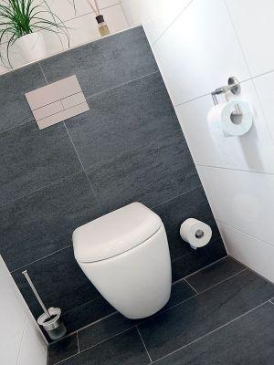 Badezimmer Anthrazit Weiß Fliesen Imposing On Auf Die Besten 25 Ideen Pinterest 7