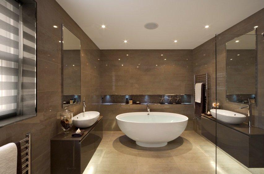 Badezimmer Design Exquisit On Auf Stile Sowie Moderne Coolsten 5