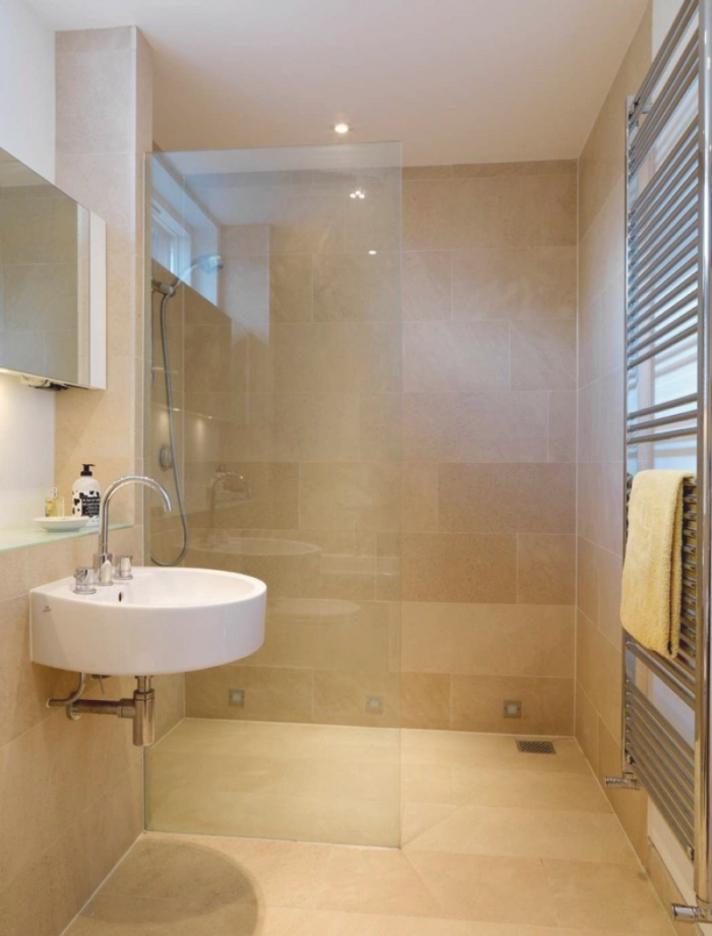 Badezimmer Einrichten Sandsteinoptik Nett On Für Uncategorized Im Hinblick 3