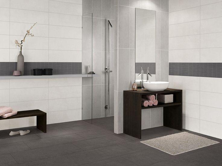 Badezimmer Ideen Grau Einfach On In Die Besten 25 Weiß Auf Pinterest Graue 2