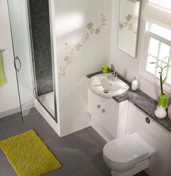 Badezimmer Ideen Grau Exquisit On In 50 Für 4