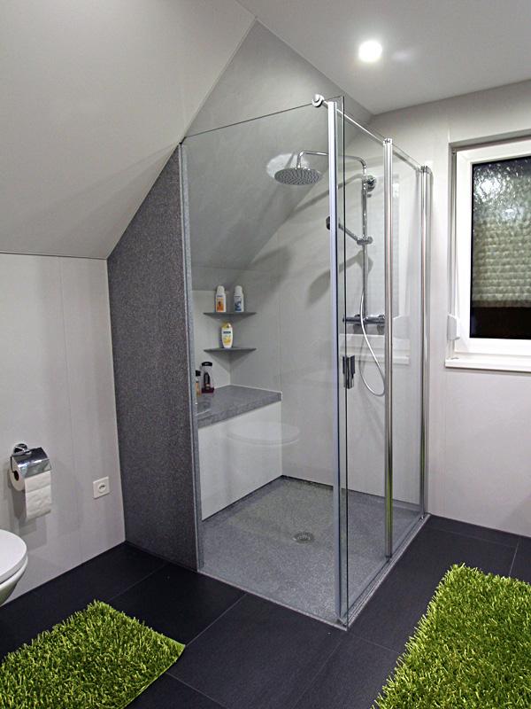 Badezimmer Mit Dusche Beeindruckend On In Bezug Auf Ideen Für Ihre Badrenovierung 9