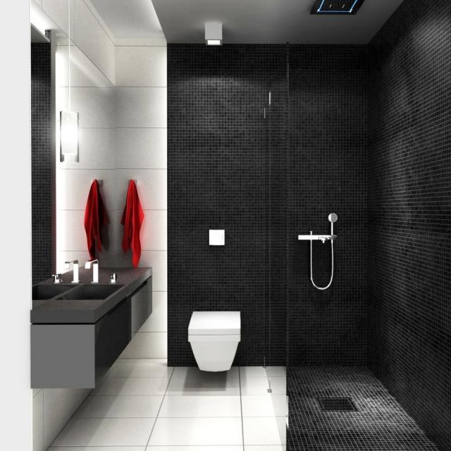 Badezimmer Mit Dusche Kreativ On Auf Kleines Bad Einrichten 51 Ideen Für Gestaltung 3
