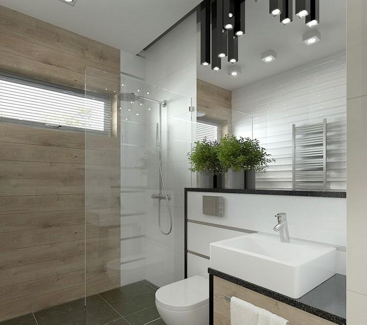 Badezimmer Mit Dusche Unglaublich On Innerhalb Kleines Bad Einrichten 51 Ideen Für Gestaltung 1