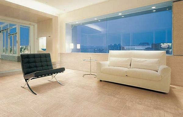 Beige Fliesen Wohnzimmer Stilvoll On Mit Modern Kelawarcc Com Beigen 6