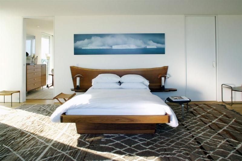 Bilder Schlafzimmer Bemerkenswert On In Bezug Auf Für 37 Moderne Wandgestaltungen 5