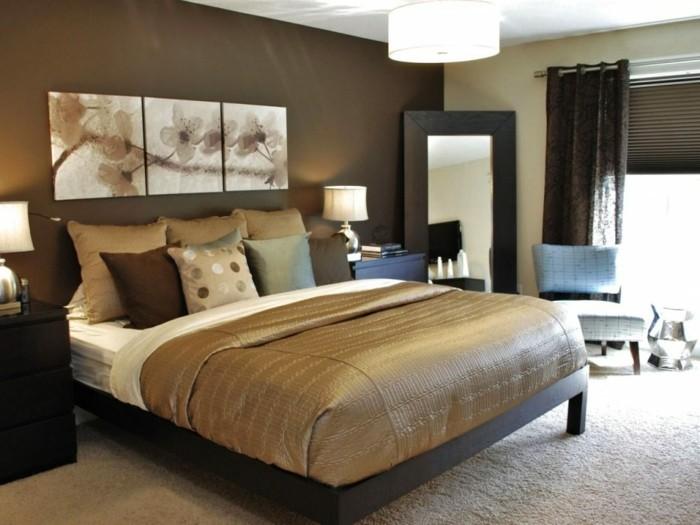 Bilder Schlafzimmer Exquisit On Beabsichtigt 40 Beispiele Wie Sie Nach Feng Shui Dekorieren 9
