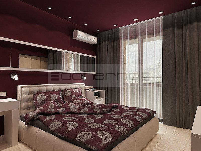 Bordeaux Schlafzimmer Charmant On In Bezug Auf Acherno Ultramoderne Exzentrische Raumgestaltung Ideen 5