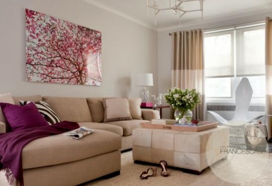 Braun Rosa Wohnzimmer Unglaublich On Und Beautiful Beige Images House Design Ideas 8