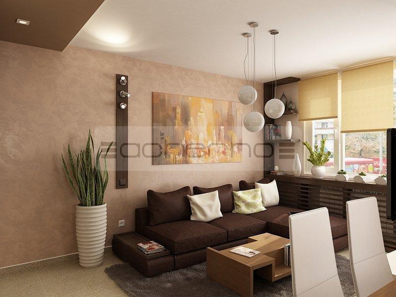 Braun Weiß Wohnzimmer Exquisit On Beabsichtigt Einrichten Weiss Gemütlich Auf Rheumri 7