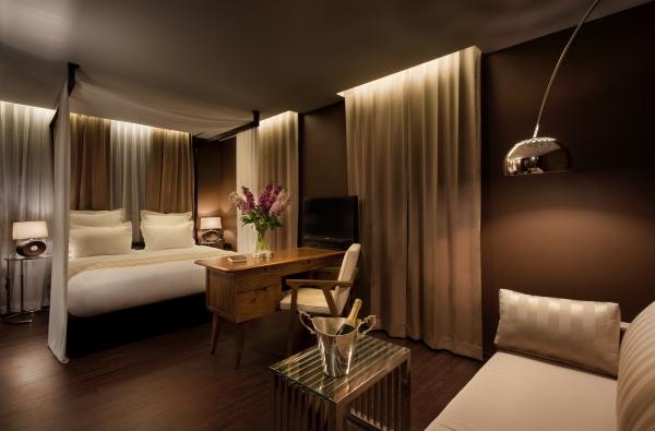 Braune Wandfarbe Schlafzimmer Interessant On Braun Mit Moderne Farben Vermittelt Luxus 7