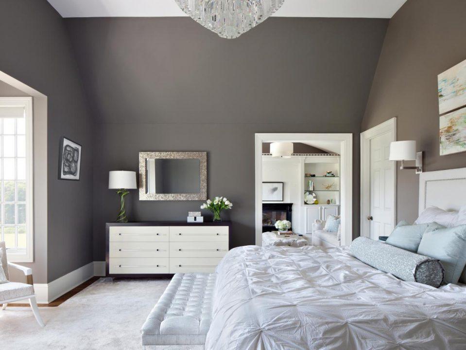 Braune Wandfarbe Schlafzimmer Nett On Braun Beabsichtigt 100 Images Beautiful 4