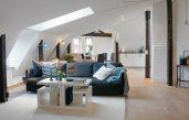 Dachgeschoss Wohnungen Einrichten Ideen