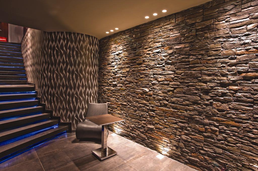 Deko Steinwand Ausgezeichnet On Andere Beabsichtigt Home Design Ideas 3