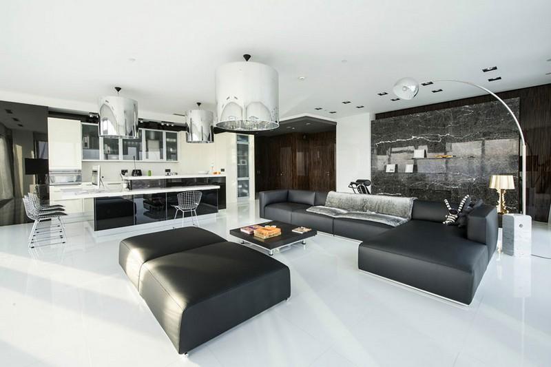 Design Wohnzimmer Bescheiden On In Bezug Auf 125 Wohnideen Für Und Beispiele 3