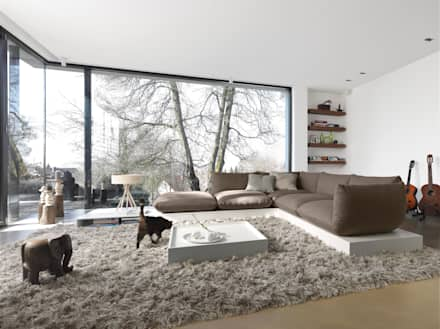 Design Wohnzimmer Perfekt On Innerhalb Einrichtung Inspiration Und Bilder Homify 5