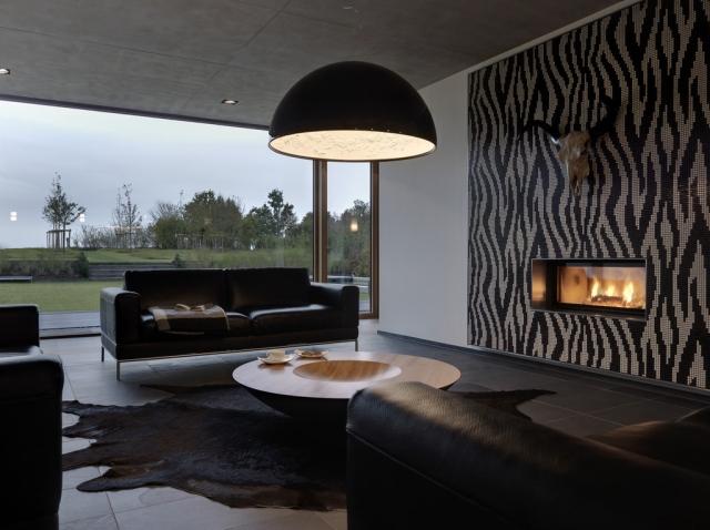 Design Wohnzimmer Stilvoll On Beabsichtigt 50 Inspirationen Aus Luxus Häusern 4