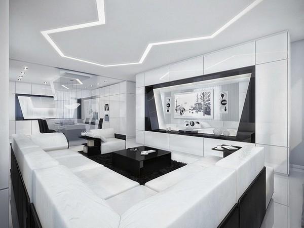 Designer Wohnzimmer Fein On In Bezug Auf DownShoreDrift Com 8
