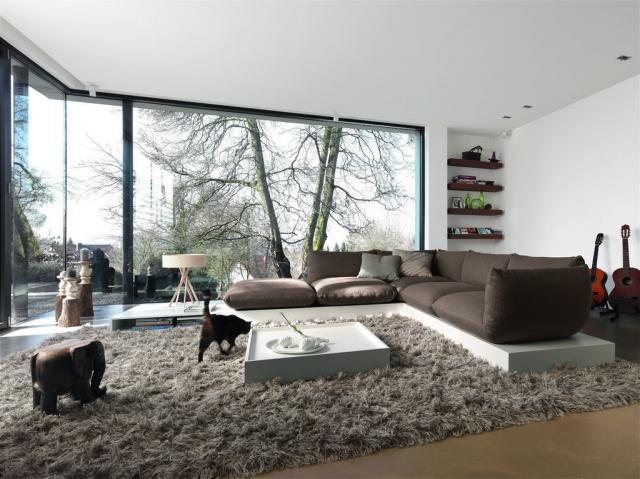 Designer Wohnzimmer Kreativ On In 50 Design Inspirationen Aus Luxus Häusern 1
