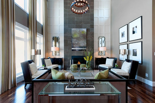Designer Wohnzimmer Unglaublich On Für Stunning Design Ideen Images House Ideas 4