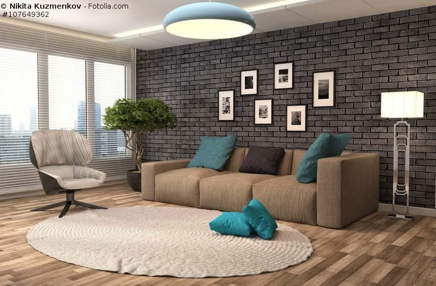 Einrichtung Weiß Braun Einzigartig On Für Sofa In Wohnzimmer Mit Erdfarben Einrichten 9