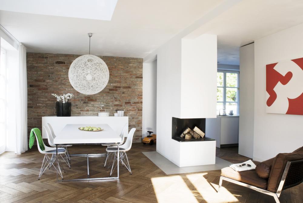 Esszimmer Modern Bescheiden On überall Awesome Contemporary House 5