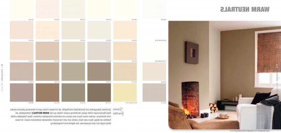 Farbpalette Wandfarben Braun Ausgezeichnet On In Bezug Auf Uncategorized Ehrfürchtiges Fur Wandfarbe 4