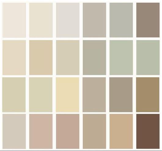 Farbpalette Wandfarben Braun Wunderbar On Beabsichtigt Die Besten 25 Wandfarbe Farbtöne Ideen Auf Pinterest 5
