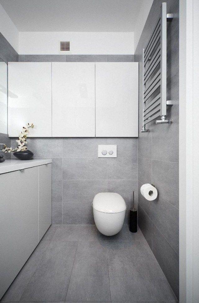Fliesen Badezimmer Grau Interessant On überall Faszinierend Wohndesign 3