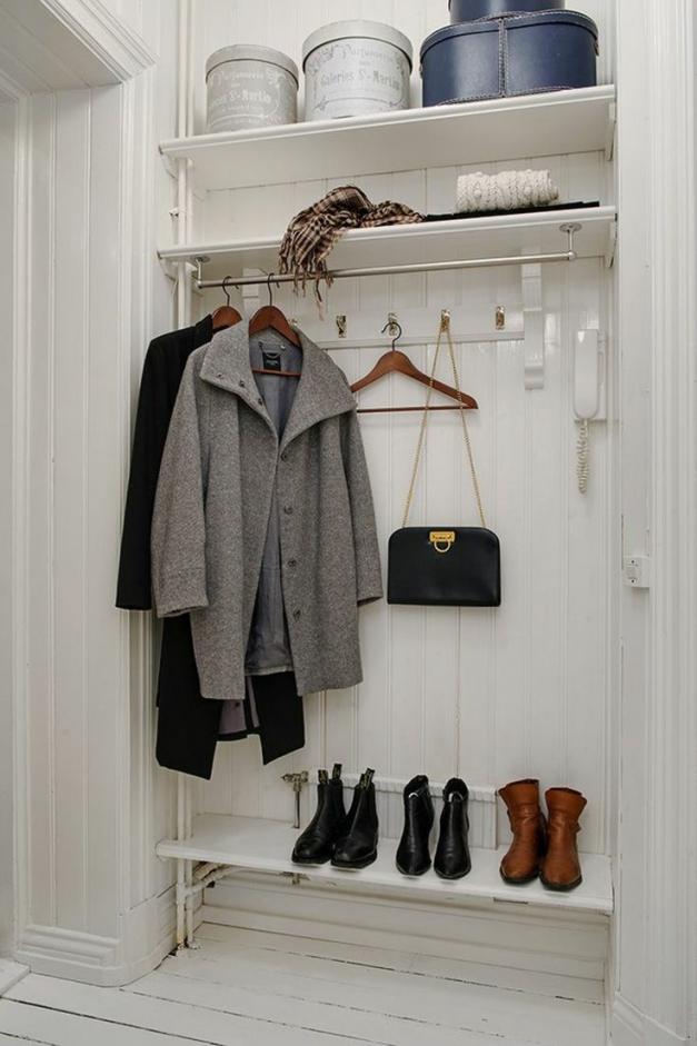 Garderobe Ideen Charmant On Für Wohndesign Exquisit Spiegel 9
