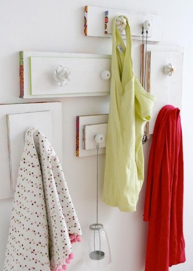 Garderobe Ideen Glänzend On Für 31 Kreative Im Flur Zum Selbermachen 2