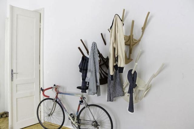 Garderobe Ideen Modern On Beabsichtigt 31 Kreative Für Im Flur Zum Selbermachen 6