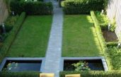 Garten Reihenhaus