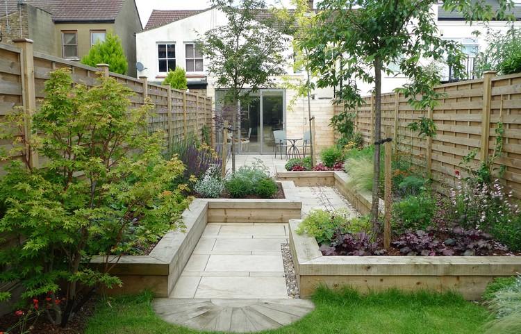 Garten Reihenhaus Beeindruckend On Andere Mit Awesome Image Yates Y Jets A Reihenhausgarten 5