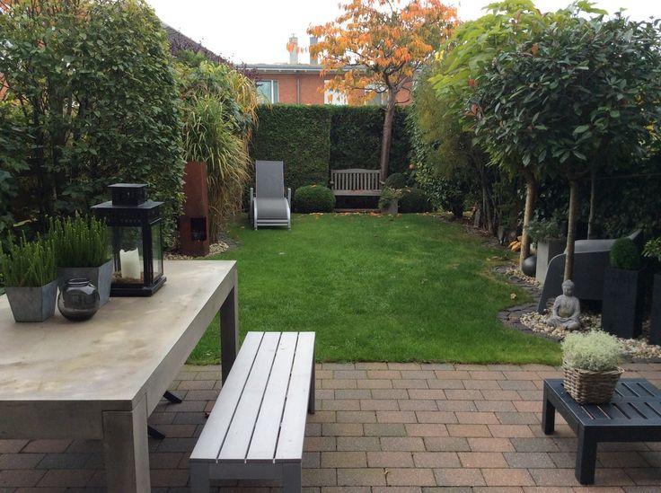 Garten Reihenhaus Herrlich On Andere Auf Sehr Schön Lovely Interieur In Terrasse 8