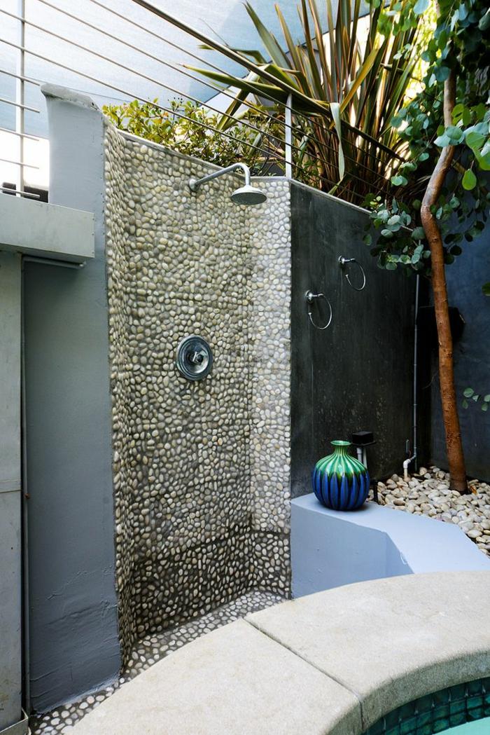 Gartendusche Ideen Exquisit On Mit Outdoor Dusche Für Einen Noch Tolleren Sommer 6