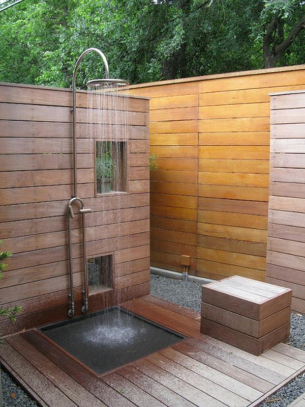Gartendusche Ideen Großartig On überall 14 Designs Für Anregende Gartenduschen 7