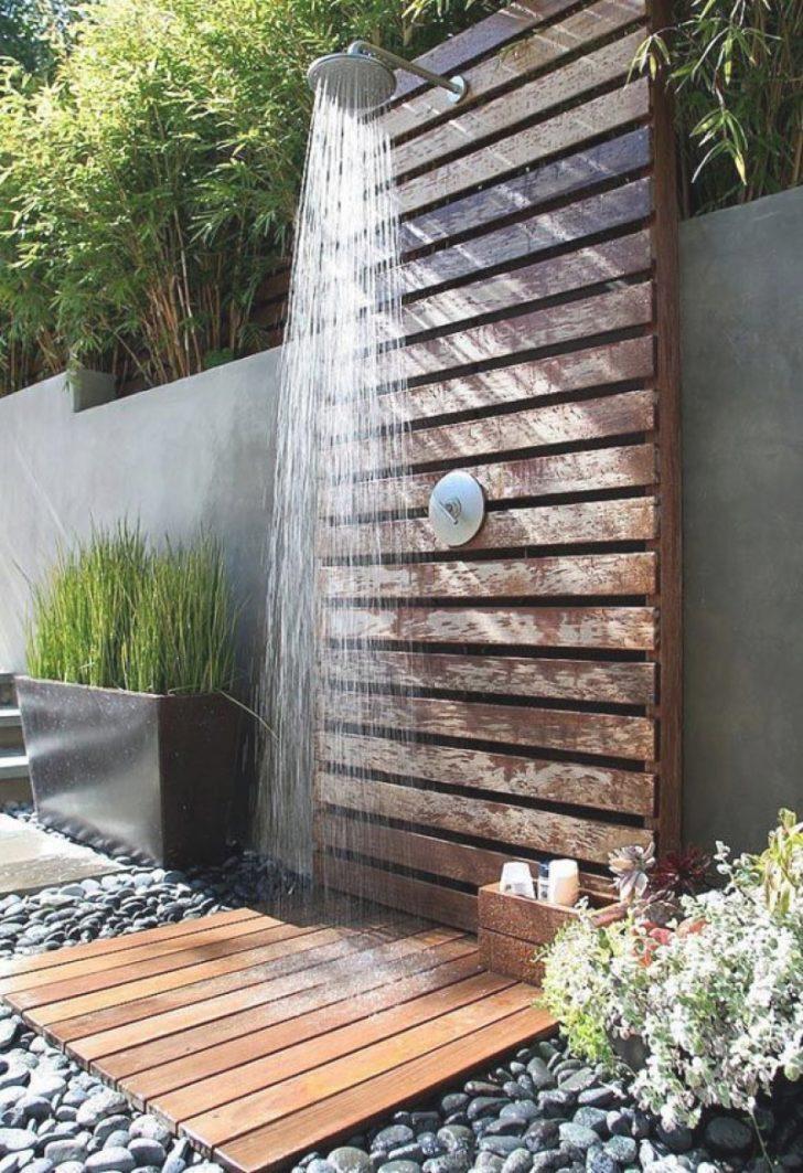 Gartendusche Ideen Perfekt On Beabsichtigt Tolles 2