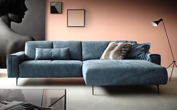 Gemütliche Ecksofas Bemerkenswert On Andere Für Sofa Garret Von Koinor Bild 8 SCHÖNER WOHNEN 1