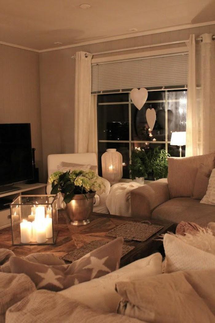 Gemütliche Wohnzimmer Fein On Innerhalb Frisch Bilder Gemütlich Gemütliches Gestalten 30 Coole 8