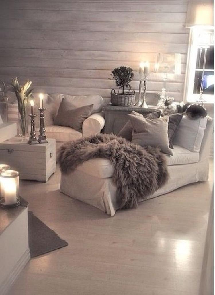 Gemütliche Wohnzimmer Glänzend On Beabsichtigt Schönes Und Gemütliches Foto Veröffentlicht Von 6
