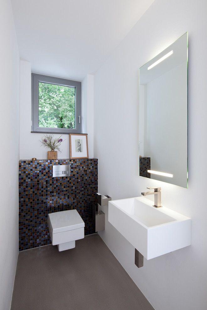 Glasmosaik Fliesen Braun Beige Gäste Wc Beeindruckend On überall Die Besten 25 Ideen Auf Pinterest WC Raum 8