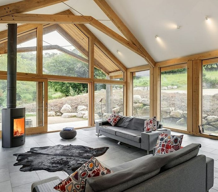 Häuser Moderner Landhausstil Einrichtung Großartig On Modern Und Huser Best 4