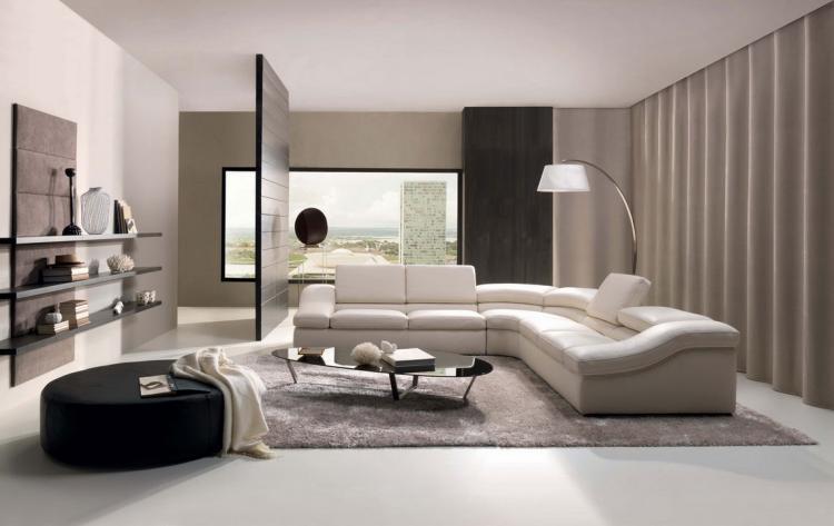 Ideen Für Wohnzimmer Ausgezeichnet On Innerhalb Wandgestaltung Im 85 Und Beispiele 4