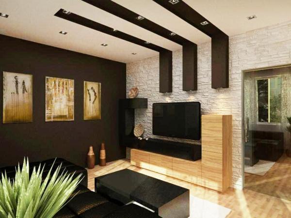 Ideen Fürs Wohnzimmer Streichen Interessant On Innerhalb Furs Faszinierend 9