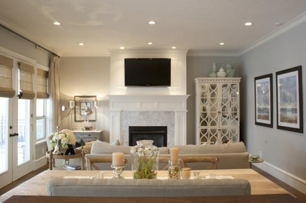 Ideen Fürs Wohnzimmer Streichen Perfekt On Auf Modern Raumgestaltung 106 Inspirierende 8