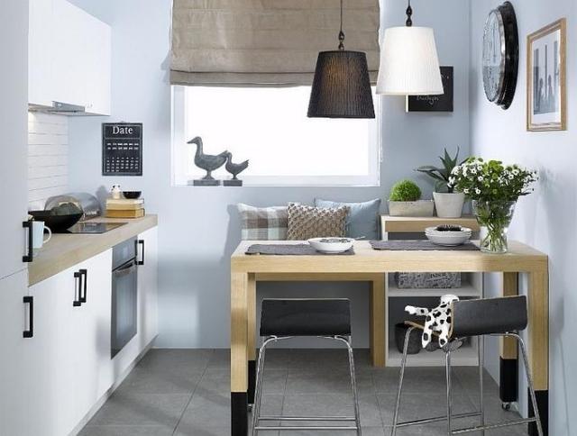 Ideen Küche Stilvoll On überall Für Kleine 25 Tolle Und Bilder 7