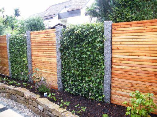 Ideen Sichtschutz Aus Holz Einzigartig On Auf 25 Schöne Pinterest Gartenzäune 8