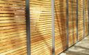 Ideen Sichtschutz Aus Holz Erstaunlich On Für Eleganter Design Modern 9